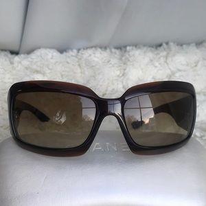 Women s Chanel Mother Of Pearl Sunglasses on Poshmark f9d086b3dc